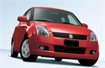 Suzuki Swift хэтчбек III 2004 – 2010